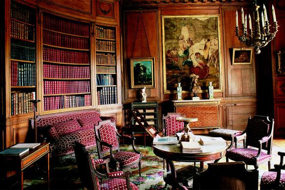 Interior, Nissim de Camondo Museum. © Les Arts Décoratifs, Musée Nissim de Camondo. Photo Jean-Marie del Moral