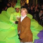Carnival parade Menton