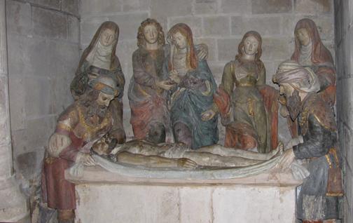 Collégiale Notre Dame, Poissy
