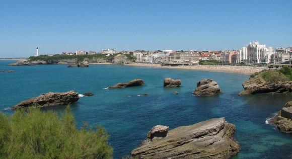 Biarritz FR4 - Rocks - GLK