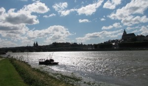 Biking Blois
