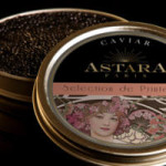 Little Black Easter Eggs: Spring Caviar Comes to Paris