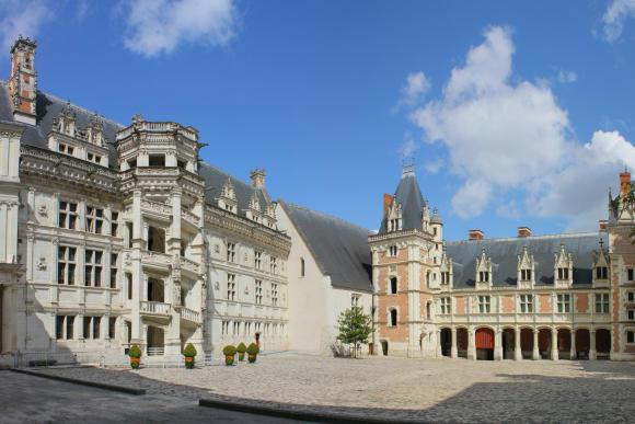 Château Royal de Blois © D. Lépissier.