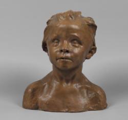 La Petite Châteleine by Camille Claudel. (c) Musée Camille Claudel, photo Marco Illuminati.
