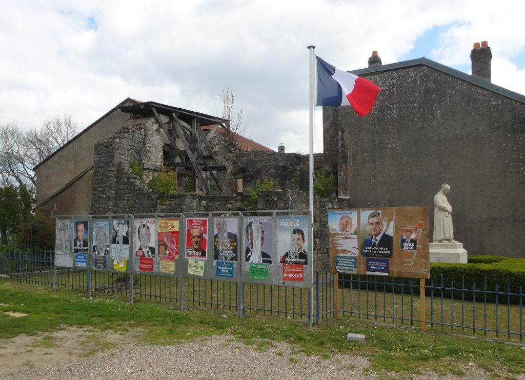 Hattonchatel, Meuse, Lorraine.