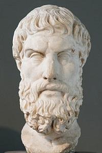 Epicures, Epicurus