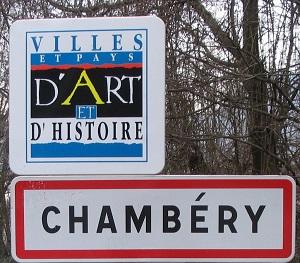 FR Chambery Villes et Pays d'Art et d'Histoire - GLK