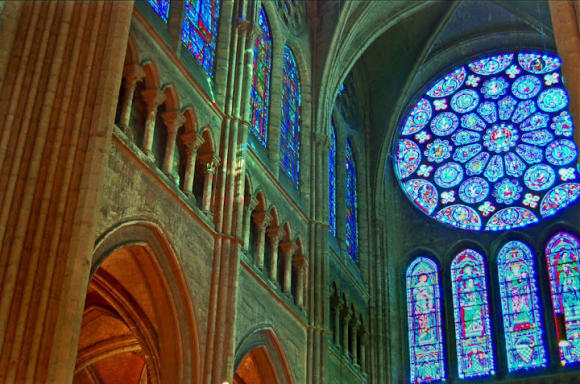 Image result for Cathédrale Notre-Dame de Chartresãinterior