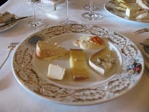 GrandVefour-Cheese plate fr