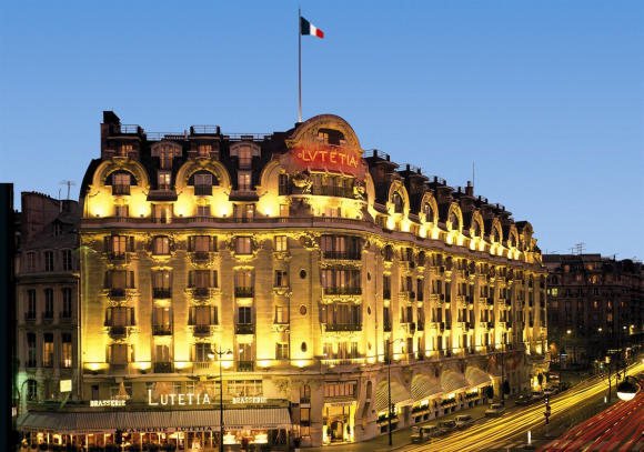 Hotel Lutetia © Affirmatif