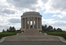 Montsec American Monument, France. Photo GLK.