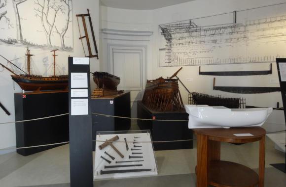 National Naval Museum, Rochefort