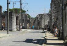 Oradour-sur-Glane, street - Michael Esris