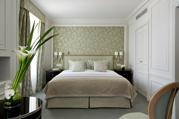 Bedroom at the San Régis