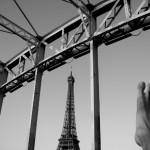 La Tour Eiffel / The Eiffel Tower. Photo Va-nu-pieds.