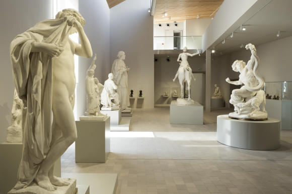 Room in the Camille Claudel Museum