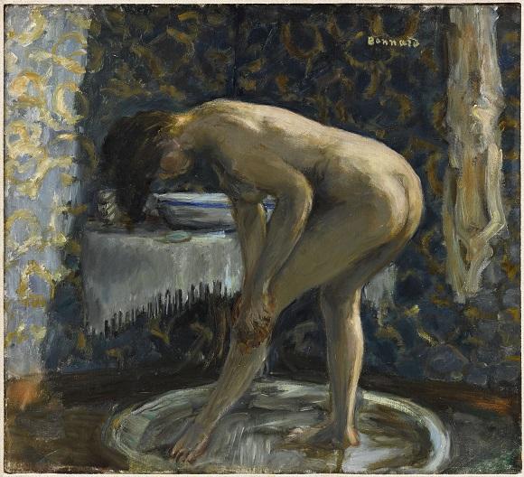 Nu au tub (1903), Pierre Bonnard. Toulouse, Fondation Bemberg. (c) RMN-Grand Palais/Mathieu Rabeau-ADAGP, Paris 2015.